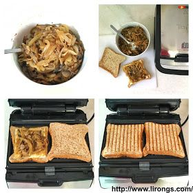 Lirong | A singapore food and lifestyle blog: Review: Tefal Snack Collection + Recipes