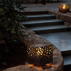 B.Lux AMS Outdoor Bollard Lamp