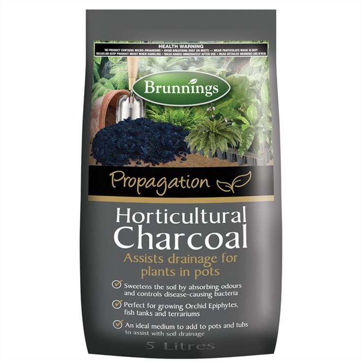 Brunnings 5L Horticultural Charcoal