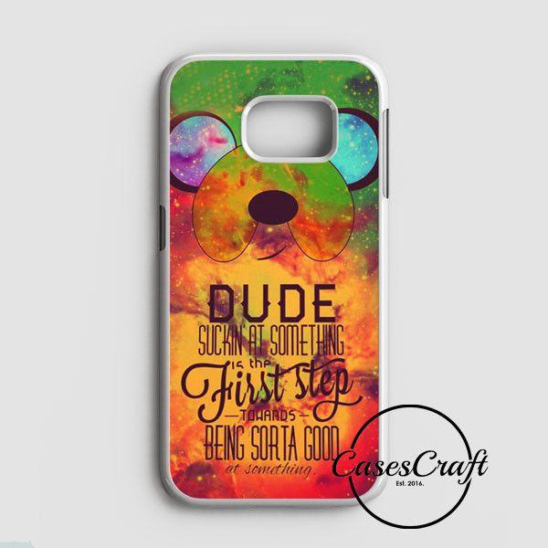 Adventure Time Jake The Dog Samsung Galaxy S7 Case   casescraft