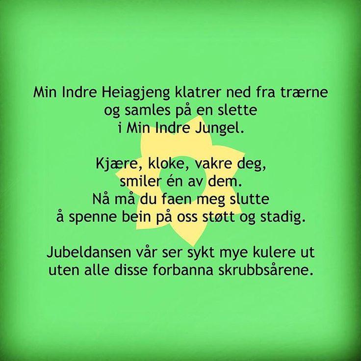 #instapoesi #lyrikk #dikt #heia #selvhjelp #psykiskhelse #dans