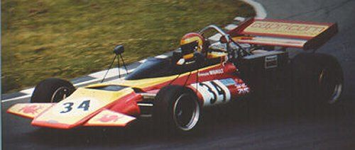 1972 Francois Migault, Connew PC1