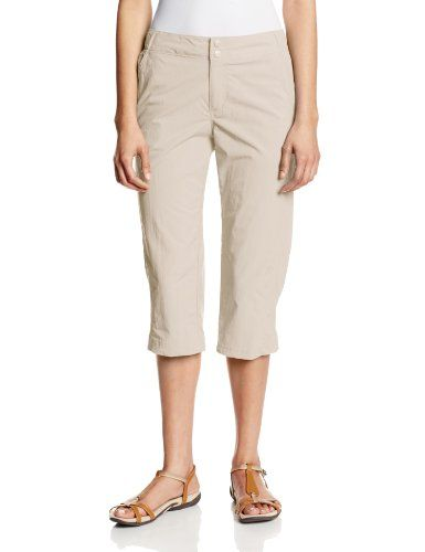Columbia Sportswear Women's Suncast Capri Pant, Fossil/Whitened Violet, Medium Columbia http://www.amazon.com/dp/B00DIJ0TWE/ref=cm_sw_r_pi_dp_Ytxtub1T84B82