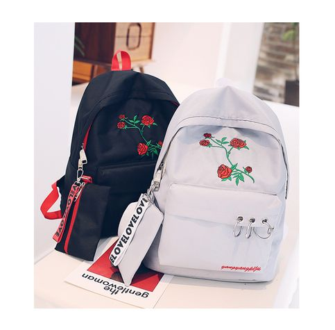 a45cd3e9c3 ... Preppy Style Backpack School Bags sold by KoKo Fashion. Shop more  products from KoKo Fashion on Storenvy