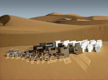 Heinz Mack The sahara Project - Google Search