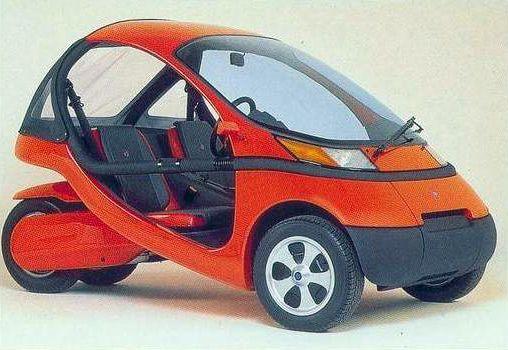 Piaggio Scooter 1990