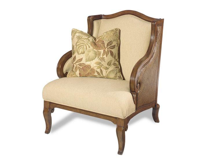 Стильное и мягкое кресло Dat Honey из коллекции Windward выполнено в спокойной светло-коричневой отделке, обито текстилем кремового цвета. К креслу прилагается 46 сантиметровая подушка, обитая текстилем с цветочным узором. Кресло изготовлено из твердой по...             Метки: Кресла для дома, Кресла с высокой спинкой, Кресла с деревянными подлокотниками, Кресло для отдыха.              Материал: Ткань, Дерево.              Бренд: Hooker Furniture.              Стили: Классика и неоклассика…