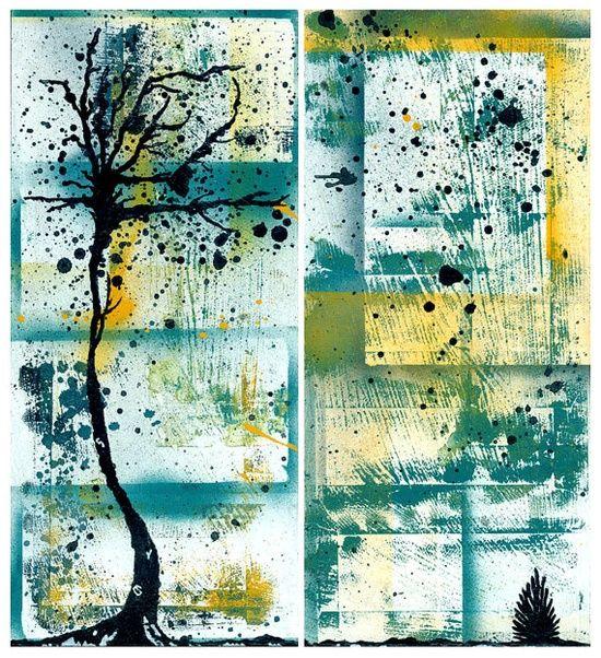 Journaling   Art Journaling & Writing Prompts / Painting
