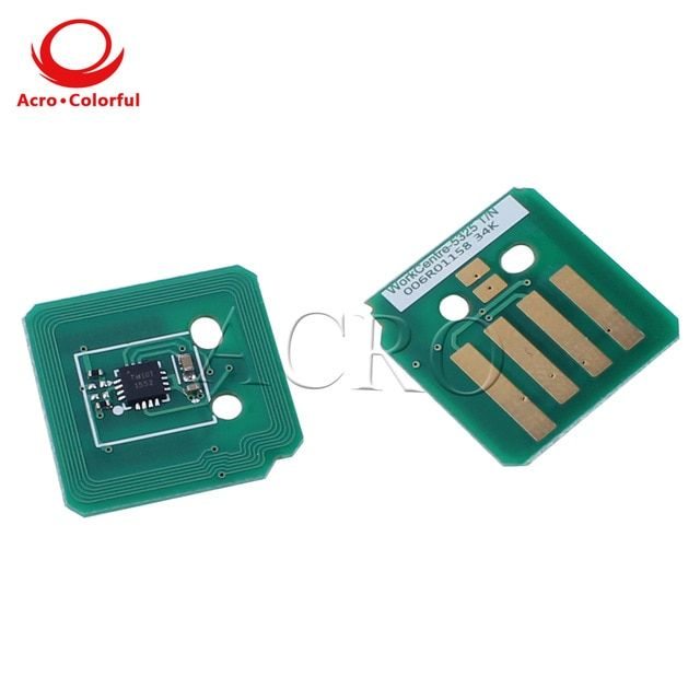 006r01159 Laser Printer Spare Parts Cartridge Reset Chip For Xerox