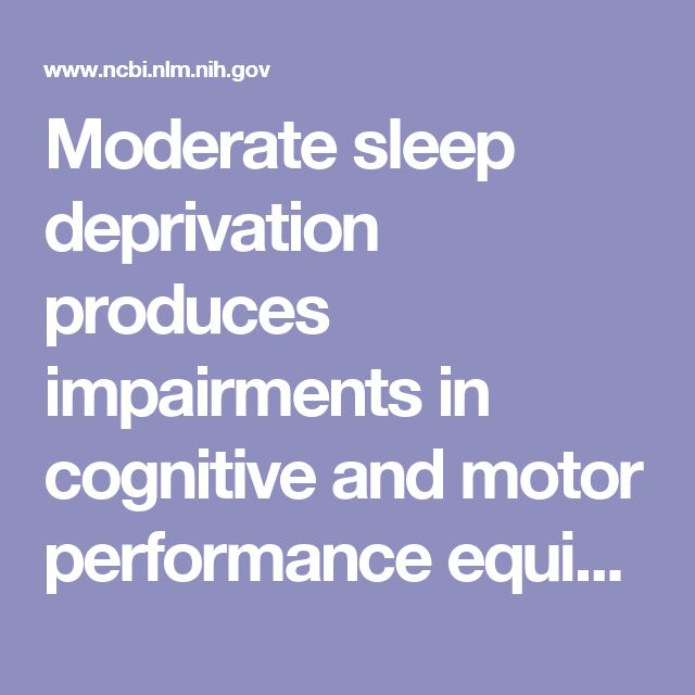 Moderate sleep deprivation produces impairments in cognitive and motor performance equivalent to legally prescribed levels of alcohol intoxication