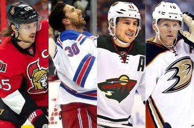 Wednesday's NHL Playoffs betting cheat sheet - 04-22-2015