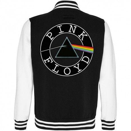 Geaca varsity Pink Floyd: Logo