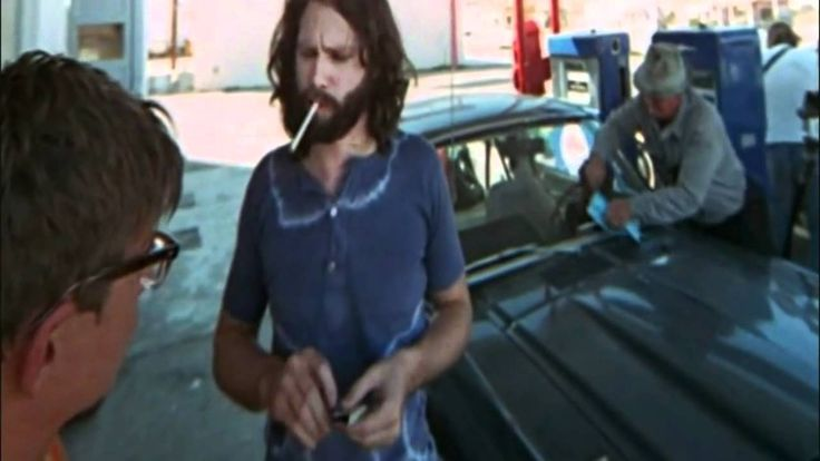 The Doors - Riders On The Storm (ORIGINAL!) - driving with Jim ~~ The rain has reached San Antonio, Texas! YAY!!