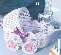 Risultati immagini per neonati uncinetto