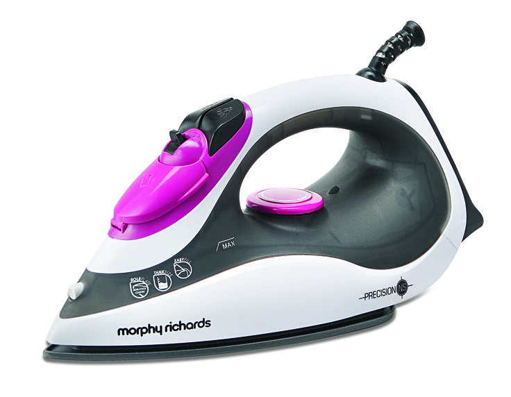 Precision NS  http://www.morphyrichards.co.za/products/non-stick-dry-steam-iron-40500sa