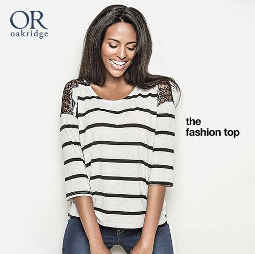 PIN IT TO WIN IT: Get pinning and you could win a R2500 MRP voucher. Create a board and title it #myORsummer. Pin your favourite items from our online Oakridge catalogue along with your ultimate summer destinations, favourite foods, music, style icons and everything else summer! Enter here: woobox.com/23bveu