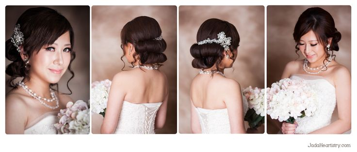 42 best images about bridal hairstyles and makeup on