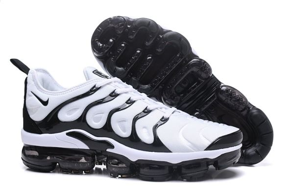 size 40 895ec b184b Cheap Nike Air Max TN 2018 Plus Mens shoes White Black Wholesale To  Worldwide and Free Shipping