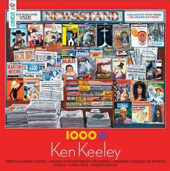 Ken Keeley Great Magazine Covers