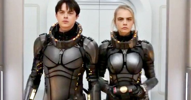 Valerian Trailer Arrives from the Director of The Fifth Element -- Get your first look at director Luc Besson's sci-fi thriller Valerian starring Cara Delevingne and Dane DeHaan. -- http://movieweb.com/valerian-city-of-thousand-planets-movie-trailer/