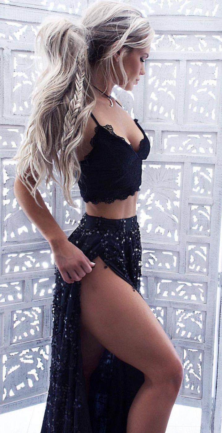 two piece prom dresses,black prom dresses,sequins prom dresses,lace prom dresses,cheap prom dresses @simpledress2480