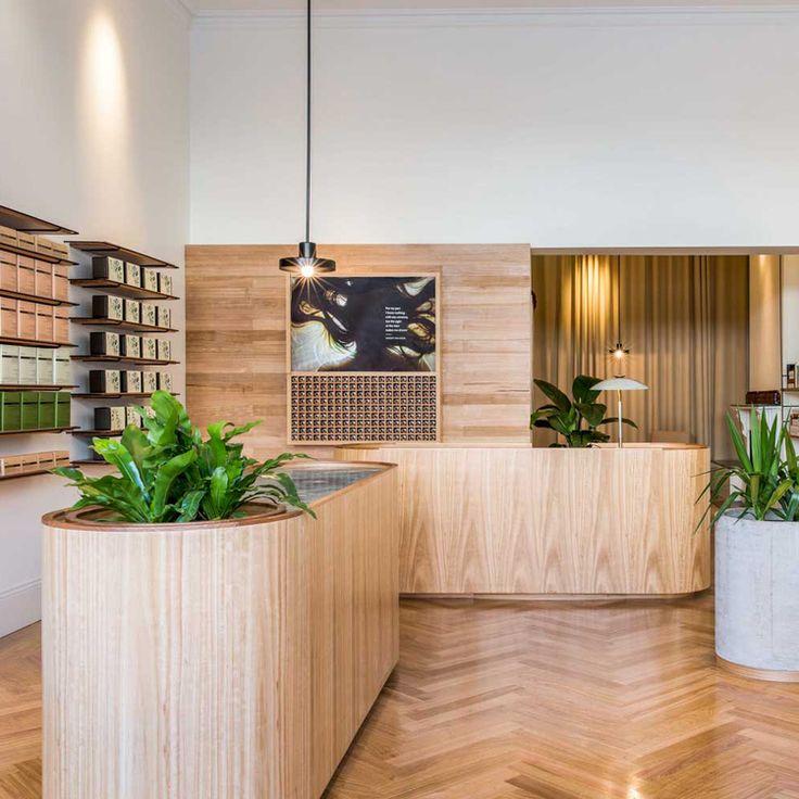 Aēsop Rundle Street Adelaide Store by Genesin Studio