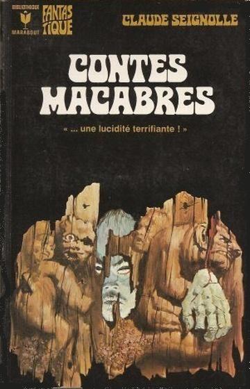 244 - 1974 SEIGNOLLE Claude Contes macabres (1966)