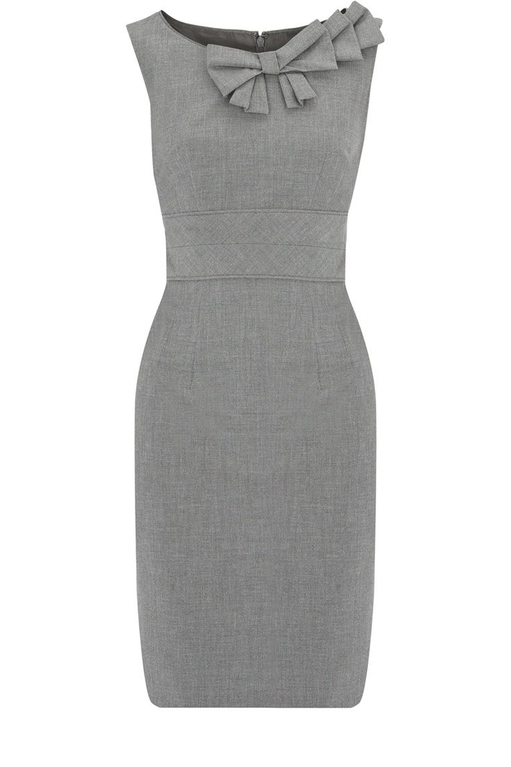 Jaw Dropping Grey Work Dresses