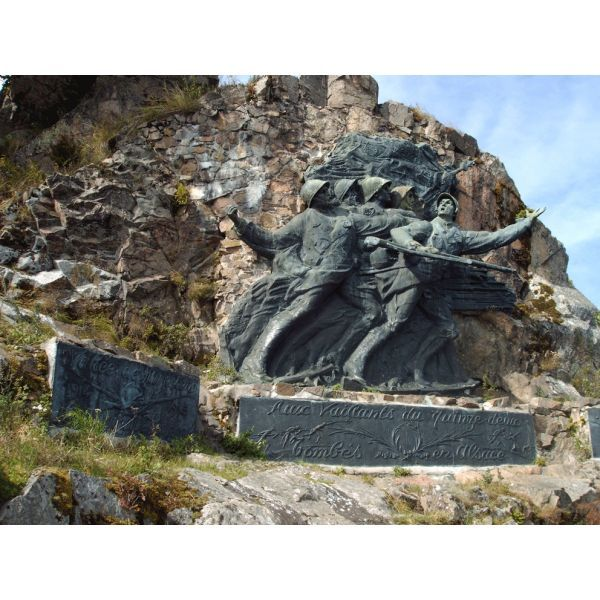 Le Vieil Armand (Hartmannswillerkopf), Alsace : champ de bataille 1914-1918 | JDS