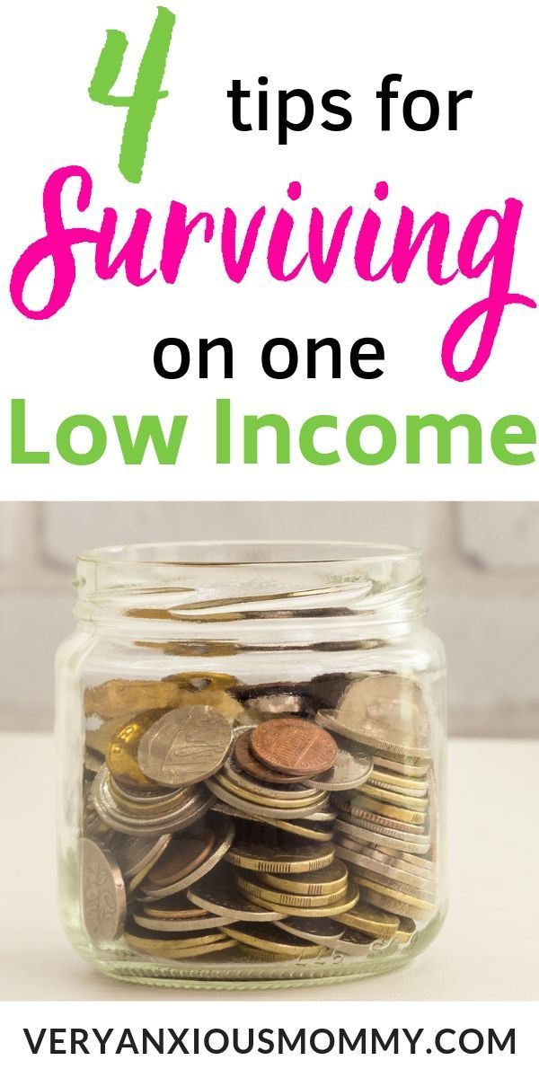 How to Live on One Low Income So You Can Be A Stay-at-Home Mom
