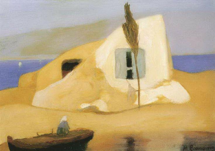 .:. Οικονόμου Μιχαήλ – Michail Oikonomou [1888-1933] Ψαροκάλυβο