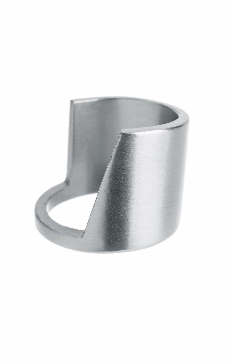 MyBelonging x LZZR Jewelry   Identity ring