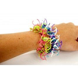 Fringe+Stretch+Band+Bracelet