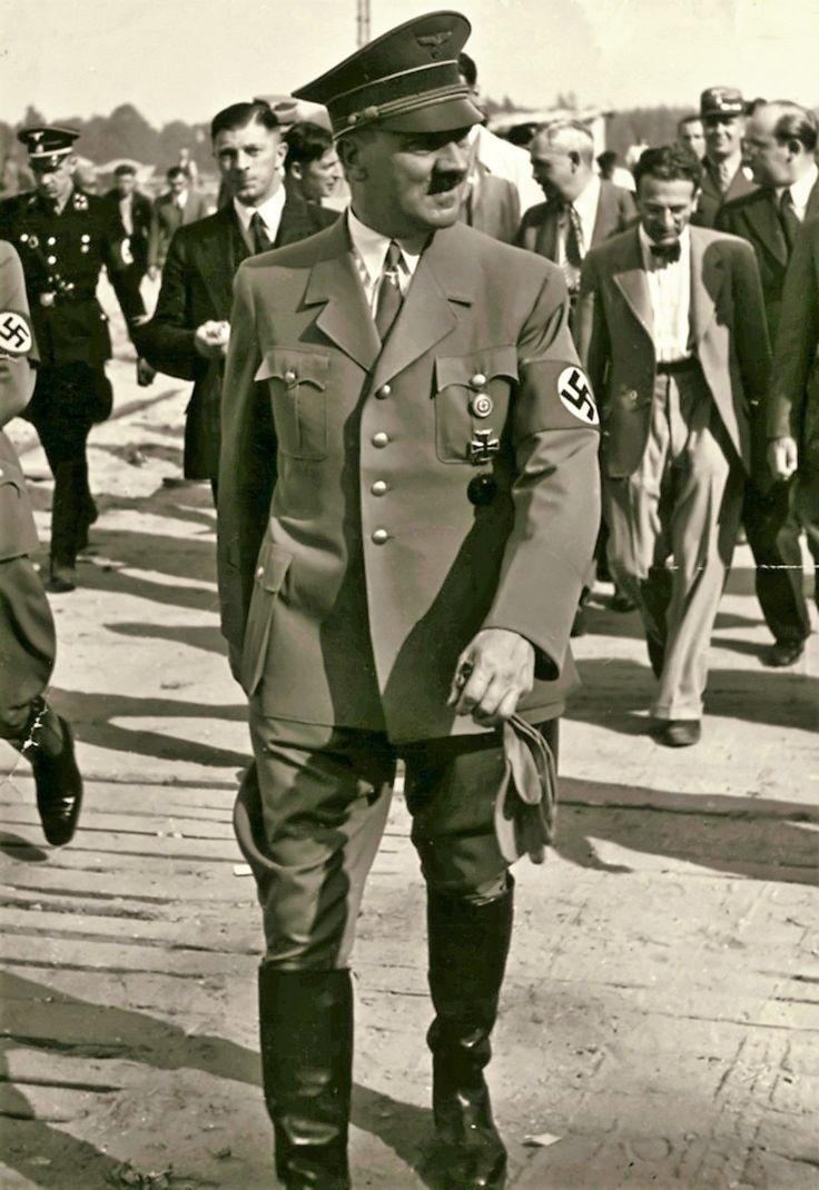 Essay: Adolf Hitler