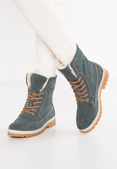 Tamaris Ankle boots - sky