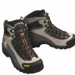 The award winning Asolo hiking boot.