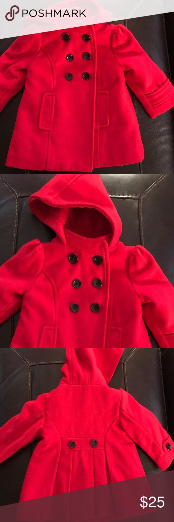 Old Navy Pea Coat - Excellent Condition  12-18mth Old Navy Pea Coat - Excellent Condition  12-18month This coat was worn a few times, looks brand new!! Old Navy Jackets & Coats Pea Coats