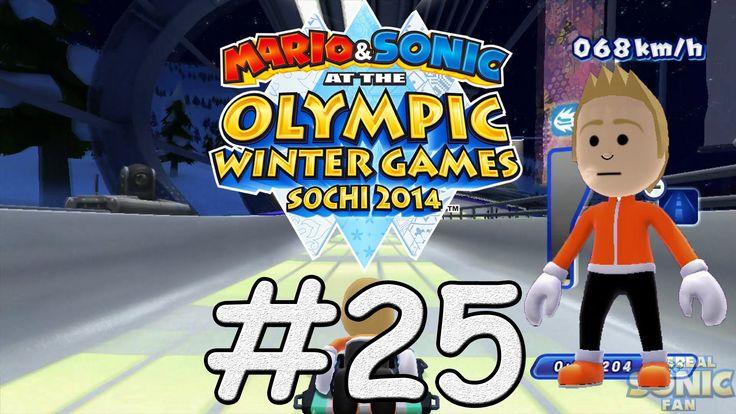 Mario & Sonic 2014 25 Skeleton Mario, Olympic games
