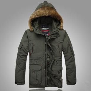 Men's Long Thicken Jacket Casual Warm Winter Snow 70% White Duck Down Coat Jackets Overcoat ,Outwear for men,2 Colors,Size M-6XL  US $63.28 /piece  CLICK LINK TO BUY THE PRODUCT  http://goo.gl/oYWEYs