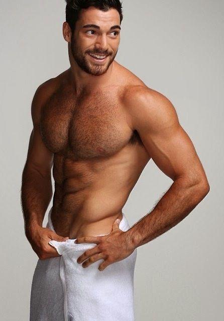 Belarusian Guy Stefan In The Hot Shower