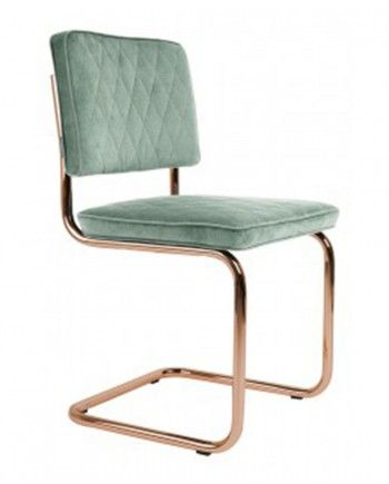 zuiver-stoel-Diamond-mint-groen