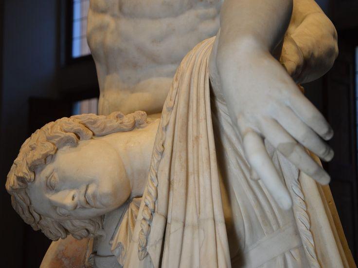Galata suicida I sec. a. C. Palace Altemps Rome  (my photo)