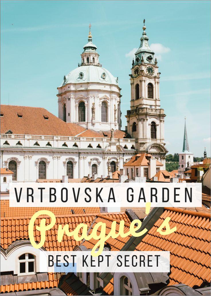 How To Escape The Crowd in Prague | Vrtbovska Garden | - Aria Hotel | InBetweenPictures.com