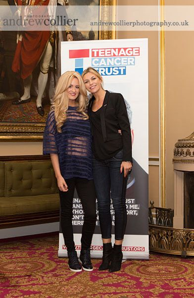 Abbey Clancy launches £500,000 Merseyside treatment centre appeal