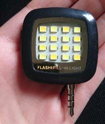 Amazon.ca: Tyson & Suz K.'s review of ActionFly Portable Mini 16 LED Night Using...