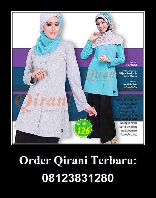 Baju Qirani atasan model 126,  Hubungi : Whatsapp : +62 812-3831-280 SMS : +62 812-3831-280 BBM : 5F03DE1D