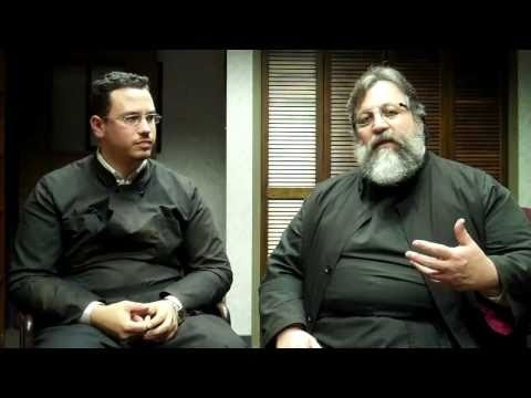 "Fasting during Lent. One of many great quotes in this video.....""What good is fasting from meat if we devour our neighbor."""
