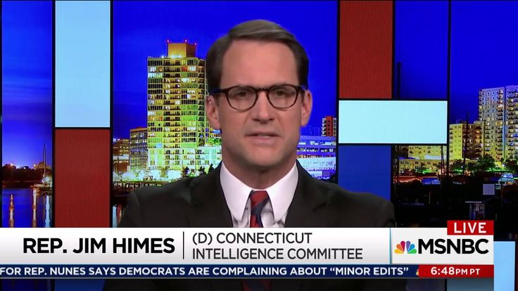 Rep. Jim Himes, member of the House Intelligence Committee, talks with Rachel Maddow about Donald Trump and Republican political strategy around the Devin Nunes memo.