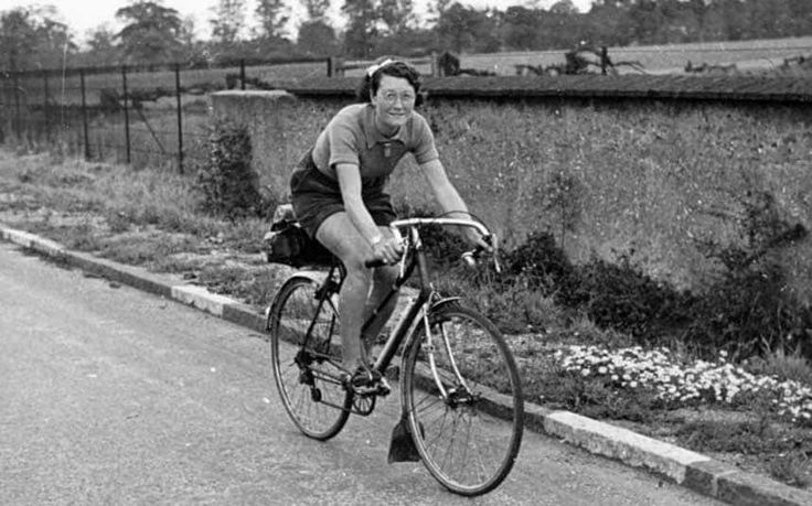 Billie Fleming was a cyclist who in 1938 pedalled nearly 30,000 miles around   the British Isles, setting a women's world record