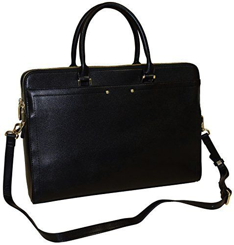 New Trending Briefcases amp; Laptop Bags: KQ New York Womens 15.5 Notebook Satchel Shoulder Bag - Carryall Messenger Business Briefcase With Laptop Pocket (Black ). KQ New York Women's 15.5″ Notebook Satchel Shoulder Bag – Carryall Messenger Business Briefcase With Laptop Pocket (Black )  Special Offer: $58.95  188 Reviews Make the right impression carrying this gorgeous laptop bag and briefcase. This bag is perfect for work,...